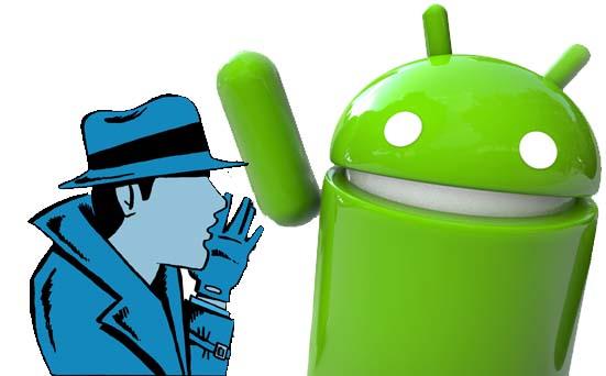 Equipo team españa espiar un movil android